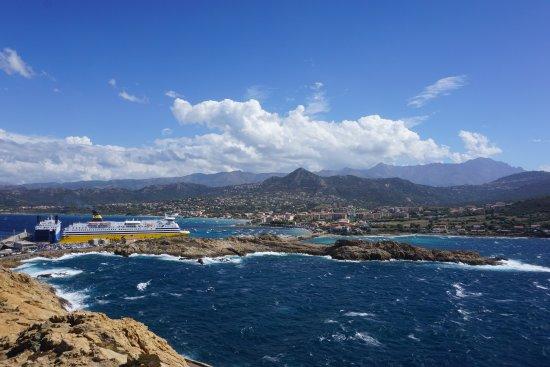 Ile Rousse, Frankrig: Ile-Rousse, Corse