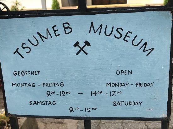 Tsumeb