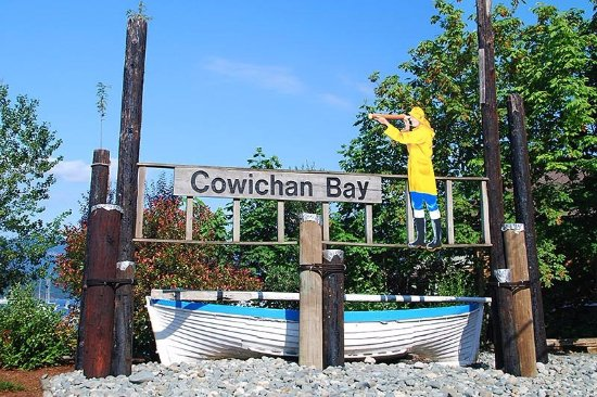 Gambar Cowichan Bay