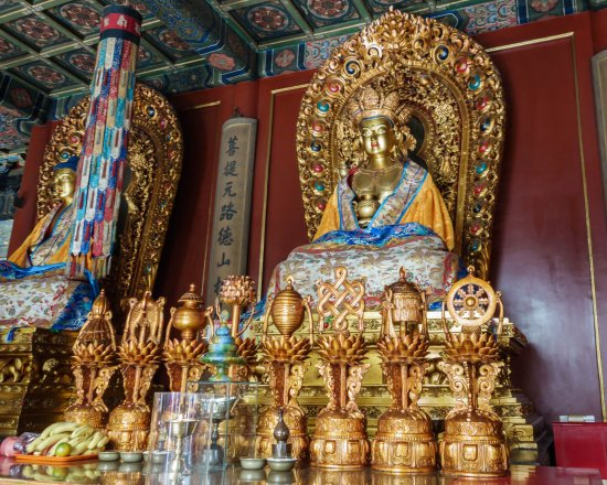 China Tours: Lama Temple in Beijing