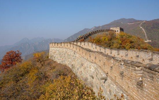 China Tours: The Great Wall near Beijing