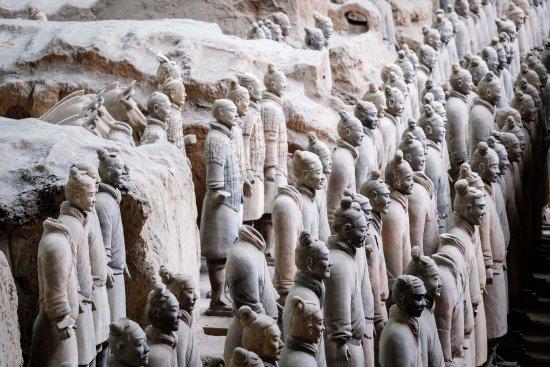 China Tours: Terracotta Warriors, Xi'an