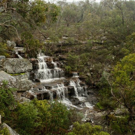 Halls Gap, ออสเตรเลีย: Burrong Falls