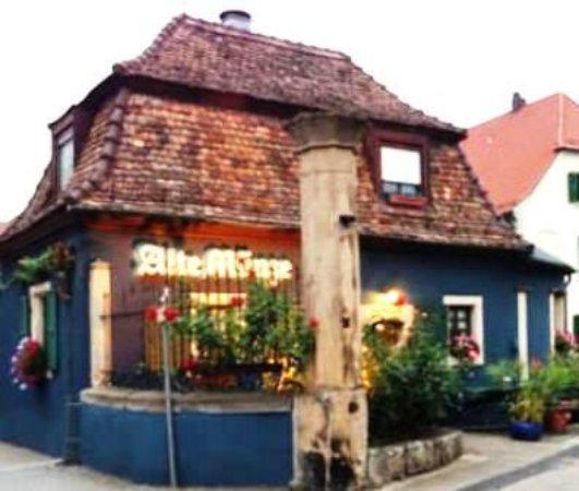 Wachenheim an der Weinstrasse, Almanya: Von 1436 bis 1471 Münzprägestelle unter Herrschaft Pfalz-Zweibrücken