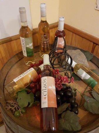 Le Chai de Cilaos: La maison des vins