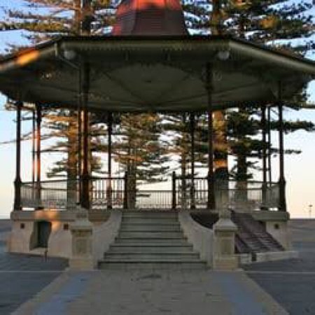 Glenelg, Australien: Proclamation Trail