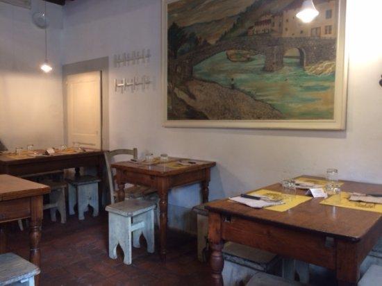 Vicchio, Italië: la saletta