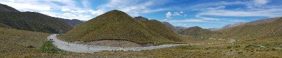 Omarama, Νέα Ζηλανδία: Lindis Pass