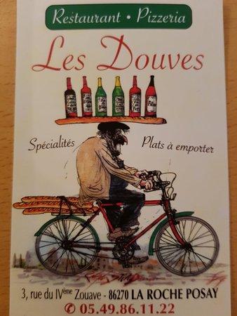 La Roche-Posay, Frankreich: Les Douves