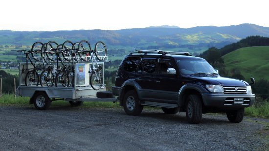 Adventure Bike Hire Waihi