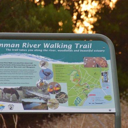 Victor Harbor, ออสเตรเลีย: Inman River Walk