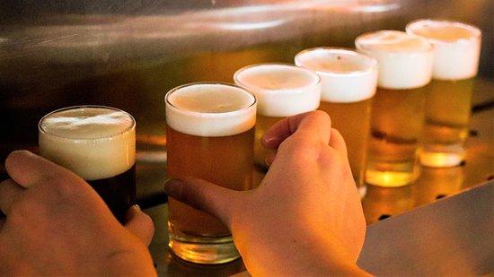 George, South Africa: Craft Beer Tasters