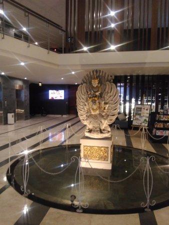 Kedonganan, Indonesië: Lobby