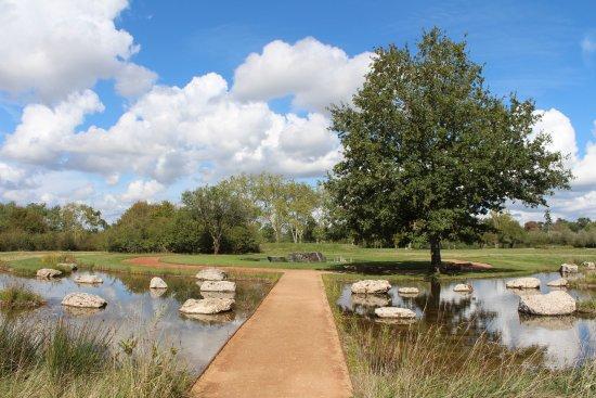 Centre-Val de Loire, France: Jardins du château de Chaumont