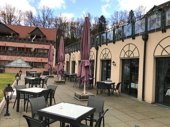 Jungholtz, France : l'ensemble hôtel restaurant