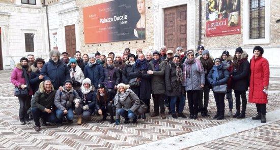 Guida Turistica Urbino: iNCONTRO CON eNRICA