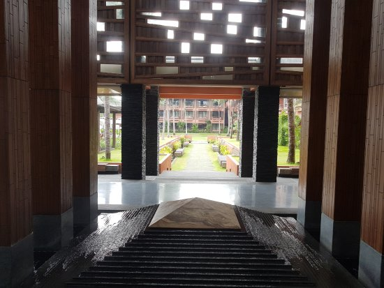 Hansar Samui Resort: Loby
