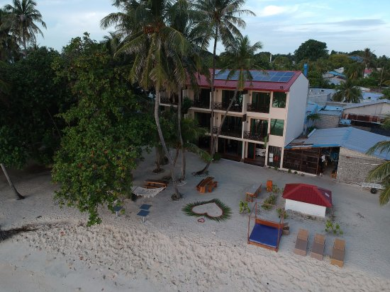 Canopus Retreat Thulusdhoo: Honeymoon couples dinner by the beach