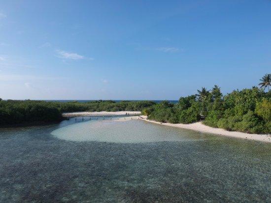 Thulusdhoo Island: A bridge too far?