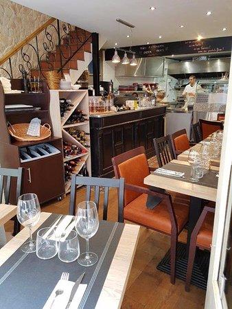 L 39 italien parijs restaurantbeoordelingen tripadvisor for Cuisine ouverte 11m2