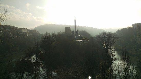 Hotel Gurko: great view