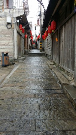 Yongning Street: 永宁老街