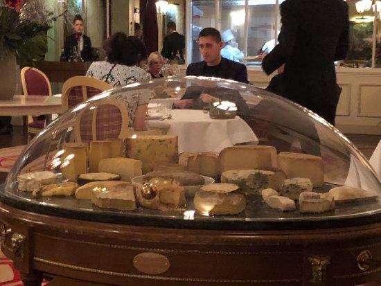La Table Du Conn Table Chantilly Omd Men Om Restauranger Tripadvisor