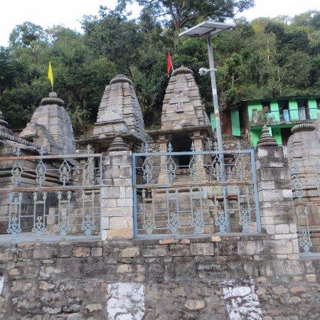 Chamoli, Indien: Lord Vishnu temple