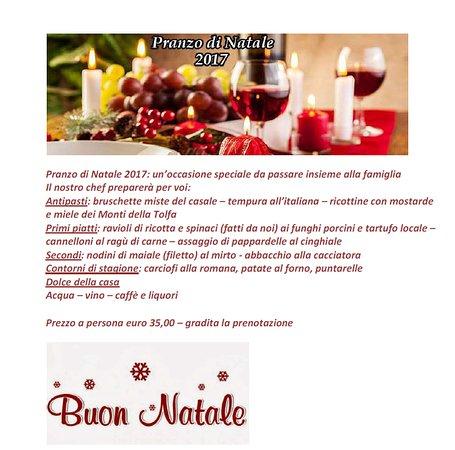 Tolfa, Włochy: Natale in Famiglia da Natura e Cavallo