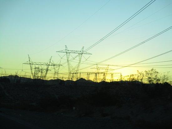 Victorville sunset