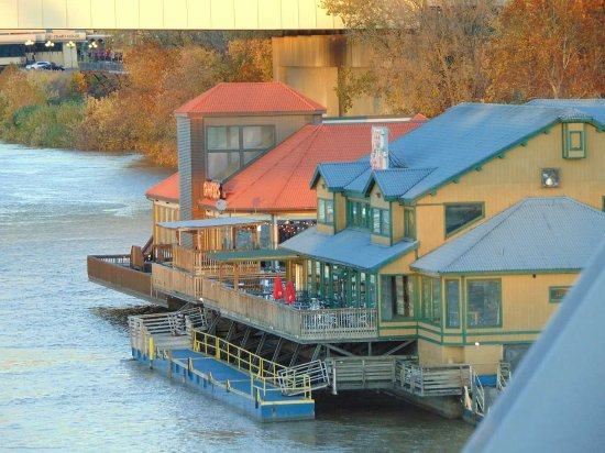 Newport, KY: Restaurants on the Ohio river