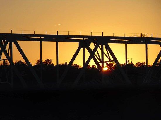 Newport, KY: sunset