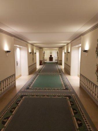 Dorint Park Hotel Bremen: Hotelflur 1 Etage