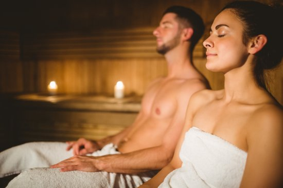 Derwent Park, Австралия: Best Sauna In Hobart!!