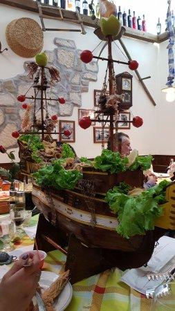 Caloveto, إيطاليا: Trattoria da Giuliano