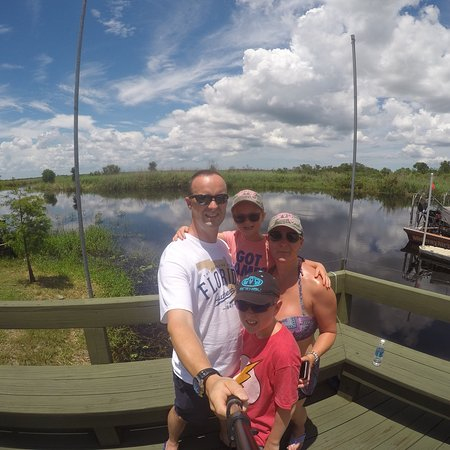 Midway Airboat Rides