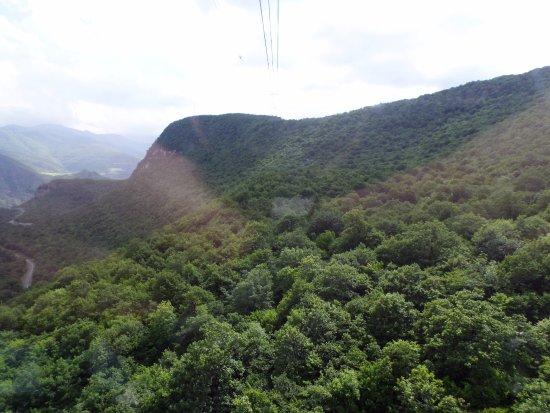 Syunik Province, Armenia:  il costo è di 5000 Dram circa 5 € per l'andata e ritorno