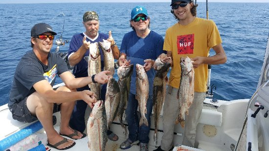Copper Blues Fishing Charter