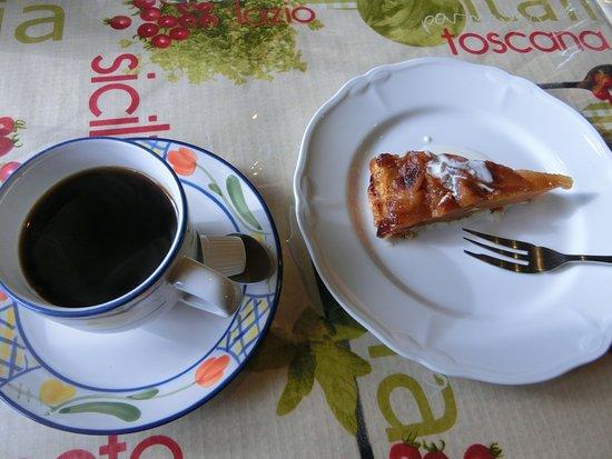 Abiko, Japan: コーヒーとタルトタタン