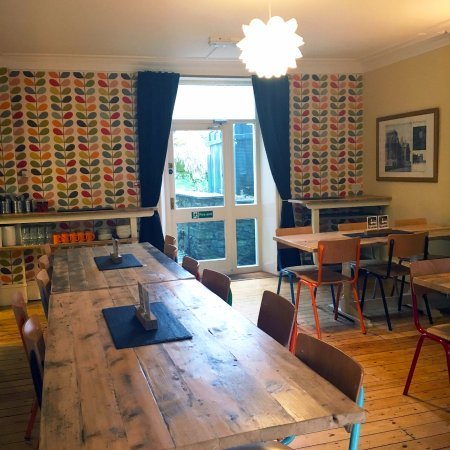 Kettlewell, UK: Dining room