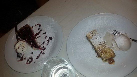 Almenno San Salvatore, Italy: dolci