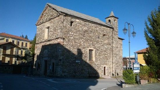 Chiesa di San Rocco di Gignese (Sec. XVI)