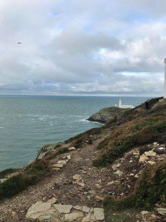 South Stack Cliffs RSPB Reserve: Lighthouse