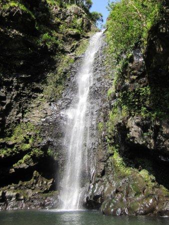 Ala'aina Ocean Vista: Alelele Falls