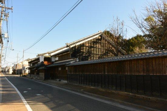 Old Otawakihonjin Hayashi Family's House
