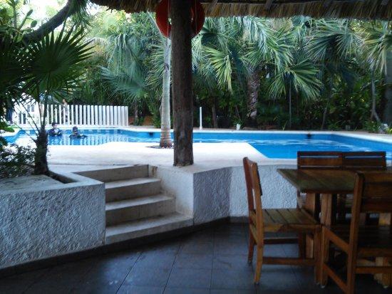 Sotavento Hotel & Yacht Club: pileta