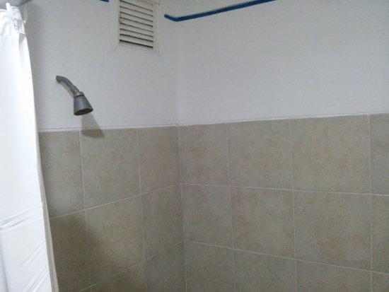 Sotavento Hotel & Yacht Club: muy buena ducha increible presion del agua