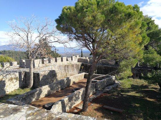 The Venetian Castle of Nafpaktos