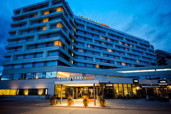 courtyard marriott hotel stockholm
