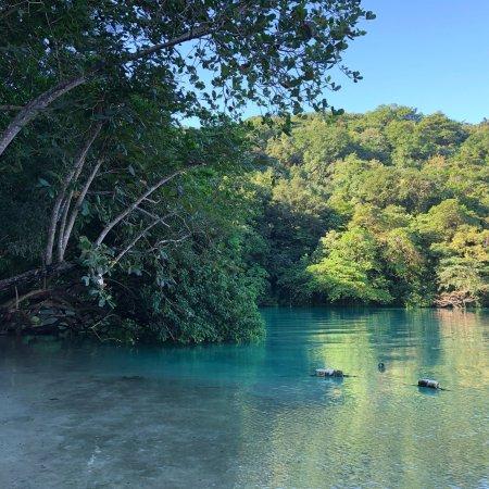 熱帶潟湖度假村照片
